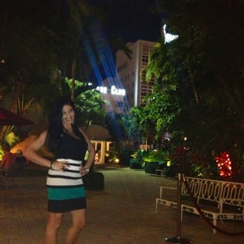 Photo Of Dorchester Hotel Miami Beach Fl United States Courtyard Area Outside