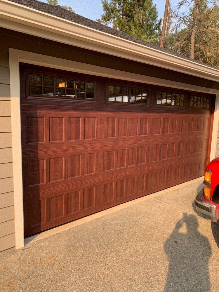 Action Door: 850 Rogue River Hwy, Grants Pass, OR