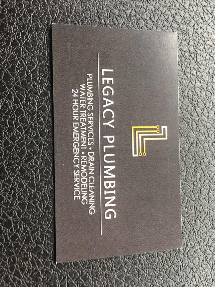 Legacy Plumbing: Fargo, ND