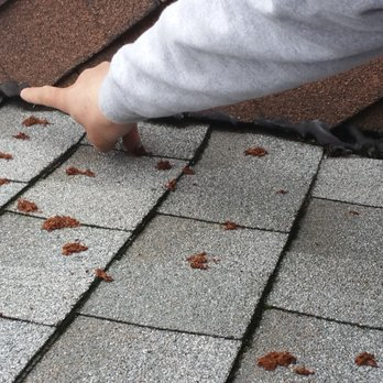 Photo Of Greene Roofing   Brooklyn, NY, United States. Improper Flashing At  The