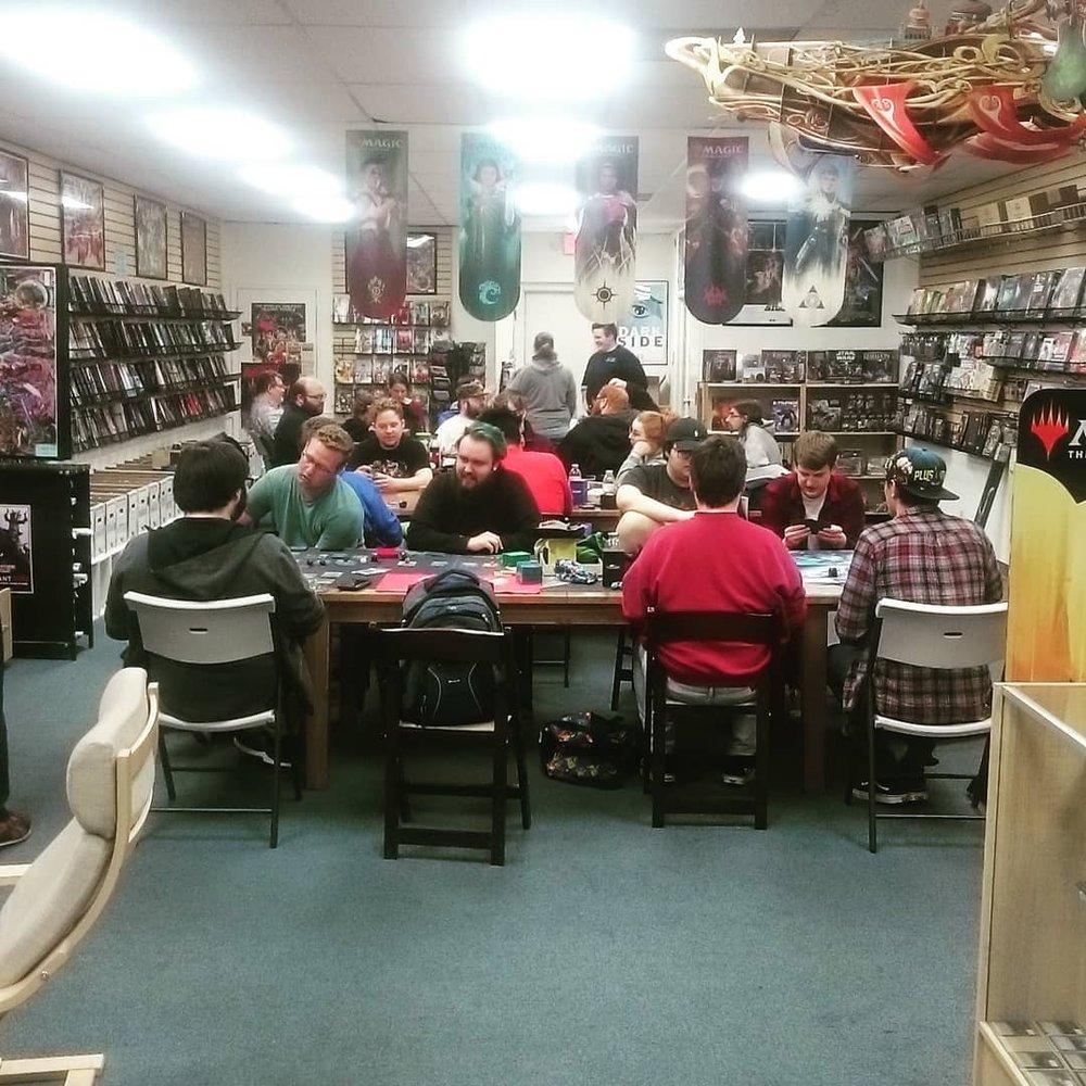 The Dark Side Comics & Games: 48 Clarkson Wilson Ctr, Chesterfield, MO