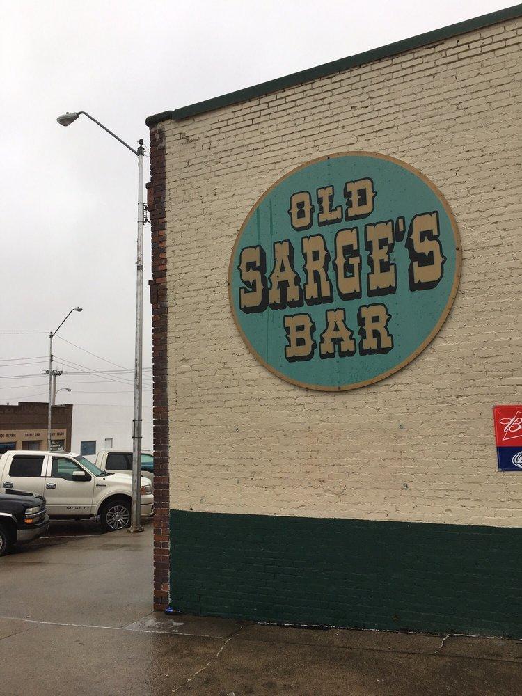 Old Sarge's Bar: 114 W 1st St, McCook, NE