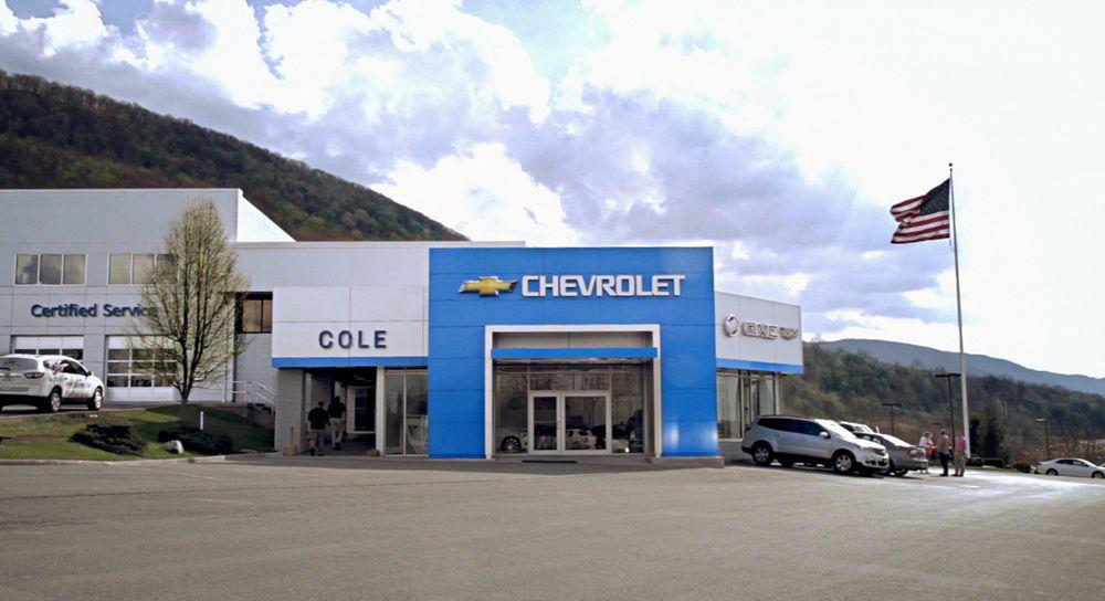 Cole Buick Chevrolet Cadillac GMC