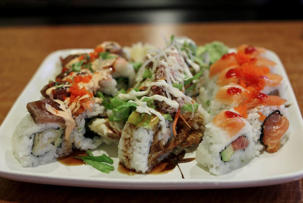 Kobe sushi 220 photos 168 reviews japanese 2057 for Asian 168 cuisine