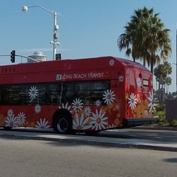 Photo Of Long Beach Transit Ca United States