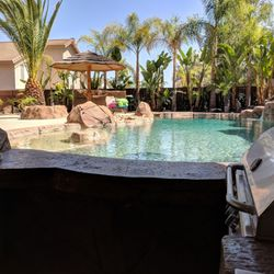 backyards by design. Plain Backyards Photo Of Backyards By Design  Temecula CA United States Palapa And BBQ To T