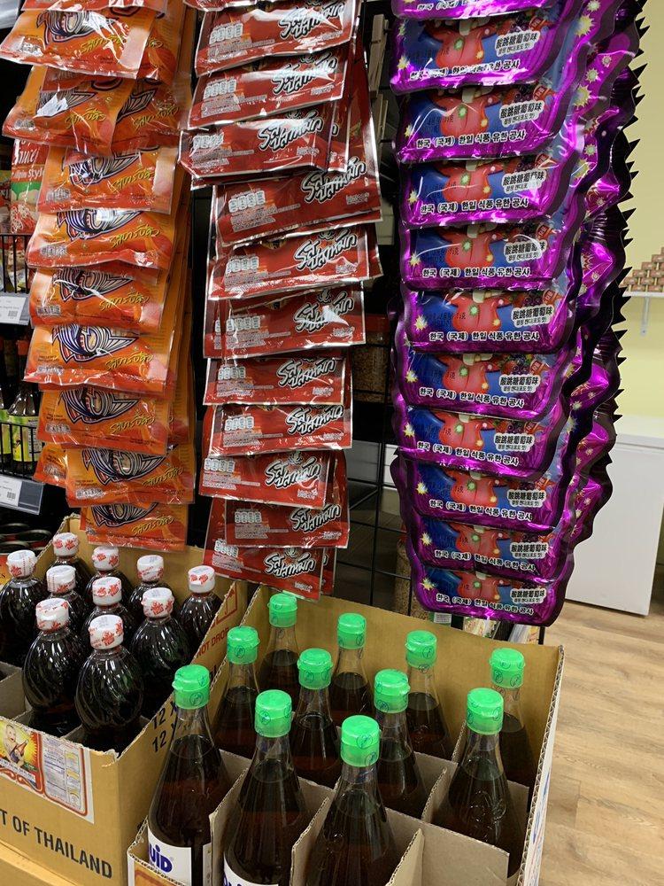 T-Asian Market: 692 Foxon Rd, East Haven, CT