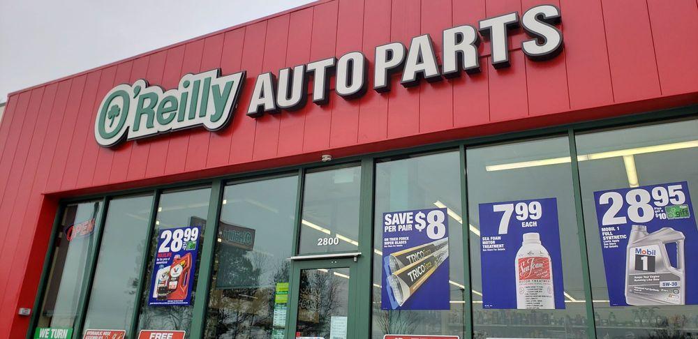 O'Reilly Auto Parts: 2800 Music Mill Rd, Bremen, GA