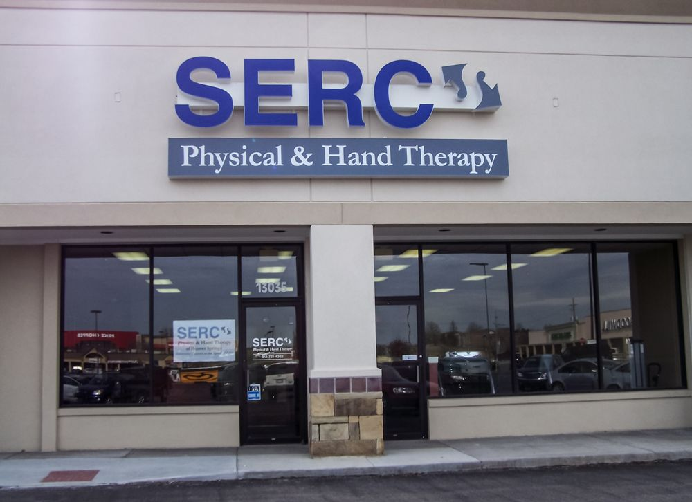 SERC Physical and Hand Therapy - Bonner Springs: 13035 Kansas Ave, Bonner Springs, KS