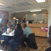 Whiting Sandwich With Photo Of Anna Seafood Restaurant Hampton Va United States