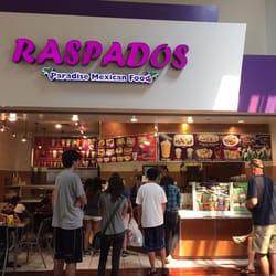 Photo Of Raspados Paradise Mexican Restaurant Tempe Az United States A Perfect