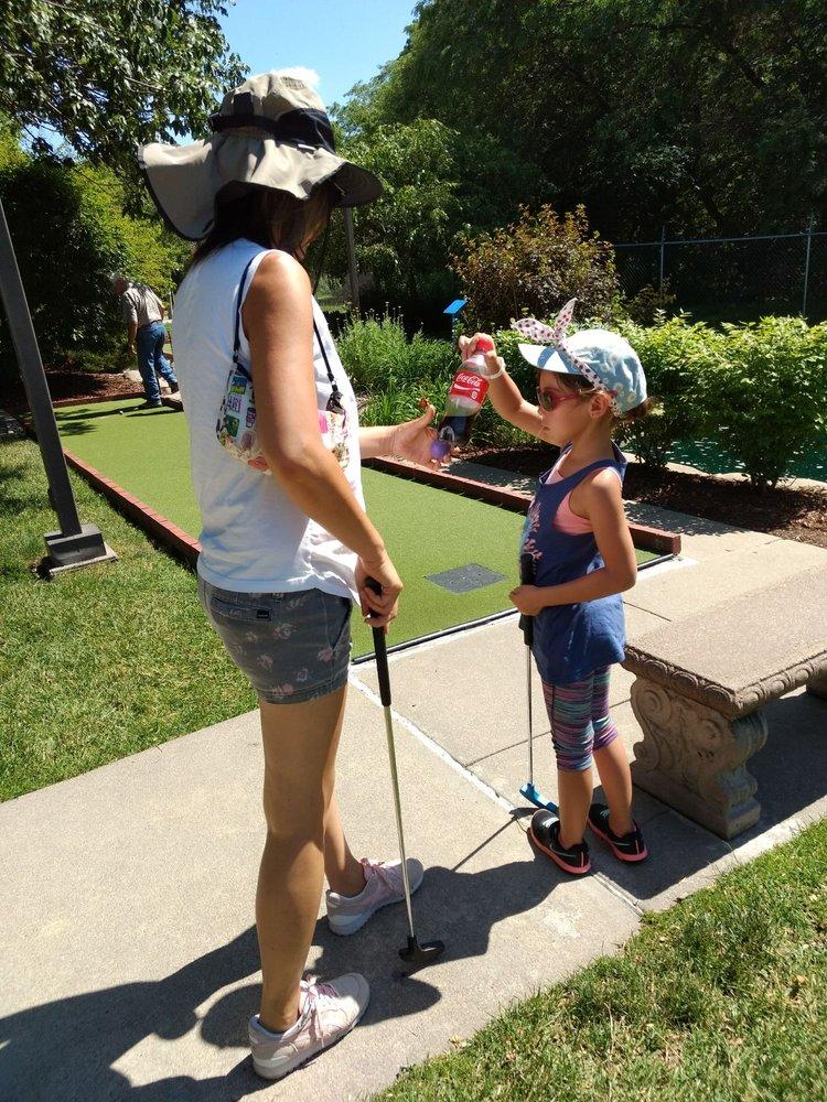 Adventure Golf Center