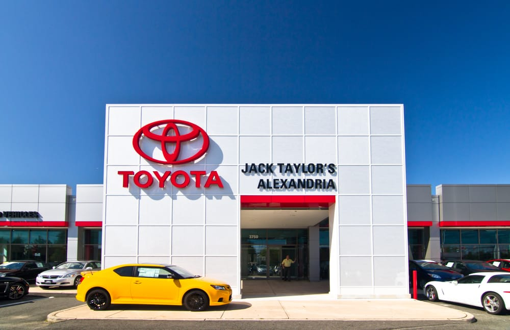 Jack Taylor's Alexandria Toyota - 41 Photos & 91 Reviews - Car Dealers - 3750 Jefferson Davis ...