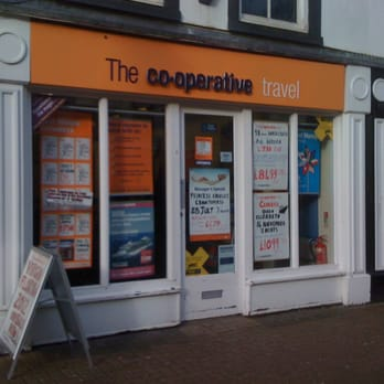 the co operative travel travel services 7 market place poulton le fylde lancashire united. Black Bedroom Furniture Sets. Home Design Ideas