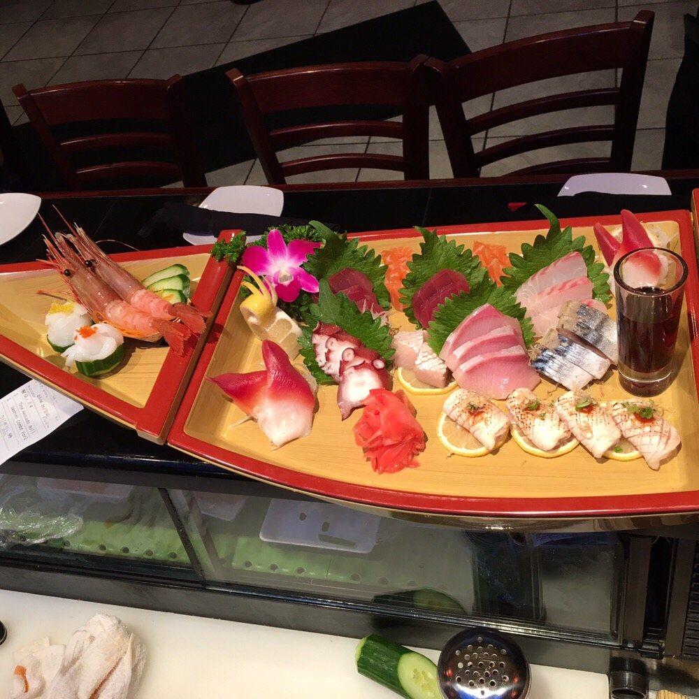 Cafe Sushi Menu Troy Mi