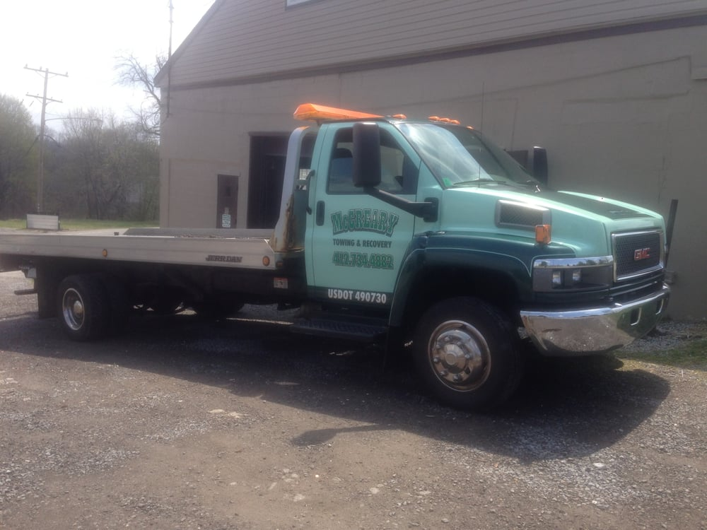 McCreary Towing: 399 N Balph Ave, Pittsburgh, PA