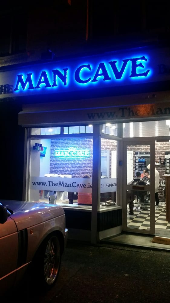 Man Cave Barber Yuma : The man cave barbers harty avenue