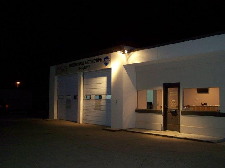 Myerscough Automotive: 920 18th St, Charleston, IL