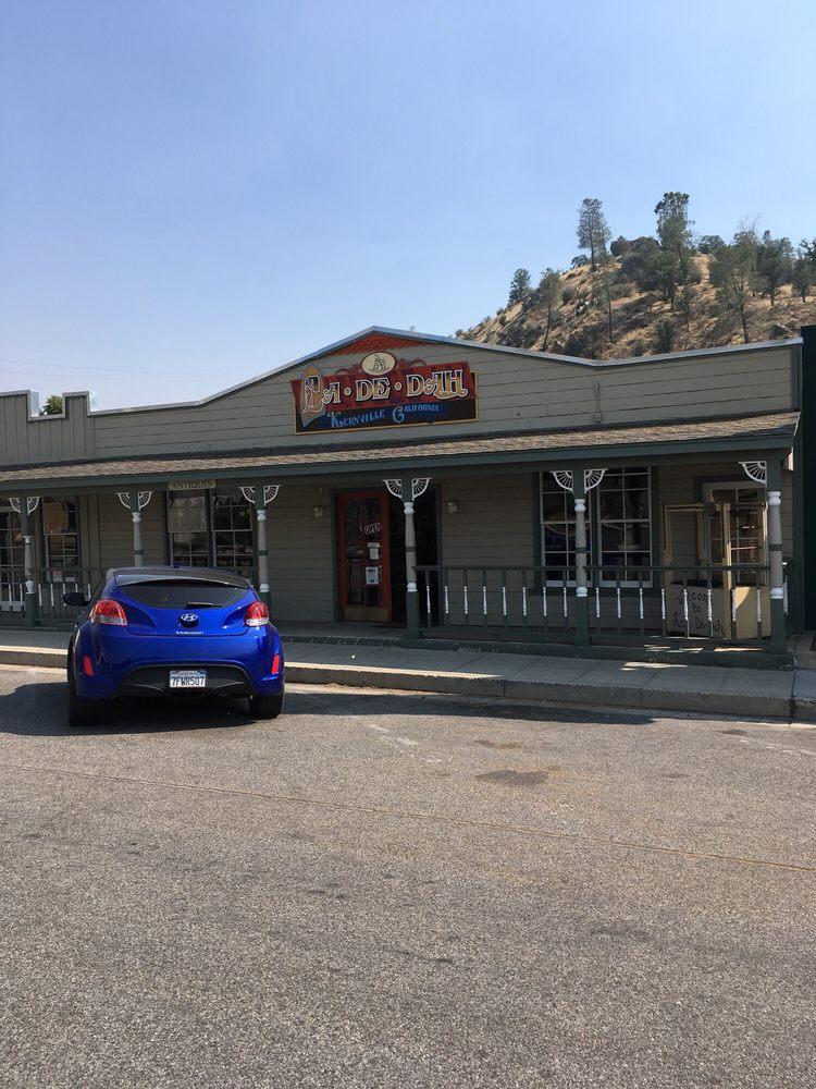 Lah-De-Dah: 41 Big Blue Rd, Kernville, CA