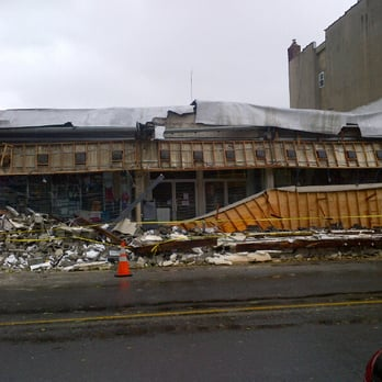 Elegant Photo Of Kennedy Department Store   Jersey City, NJ, United States. After  Hurricane