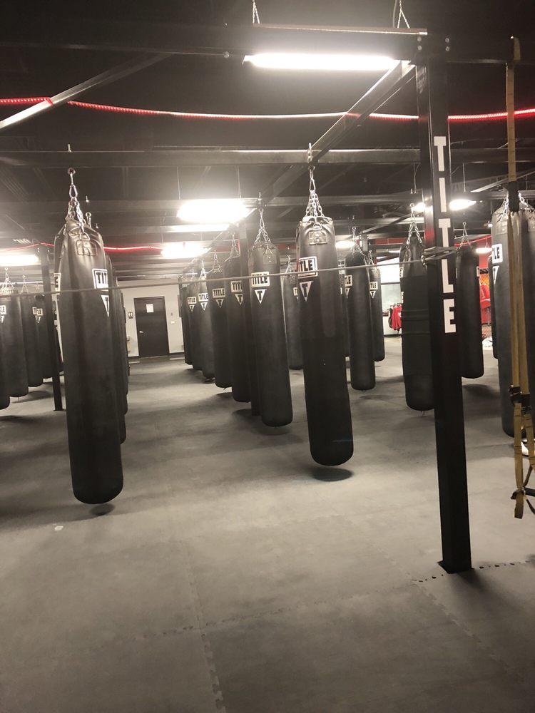 TITLE Boxing Club: 8338 E 21st St N, Wichita, KS