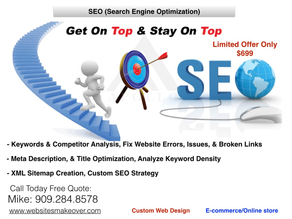 website design seo e commerce website design rancho cucamonga