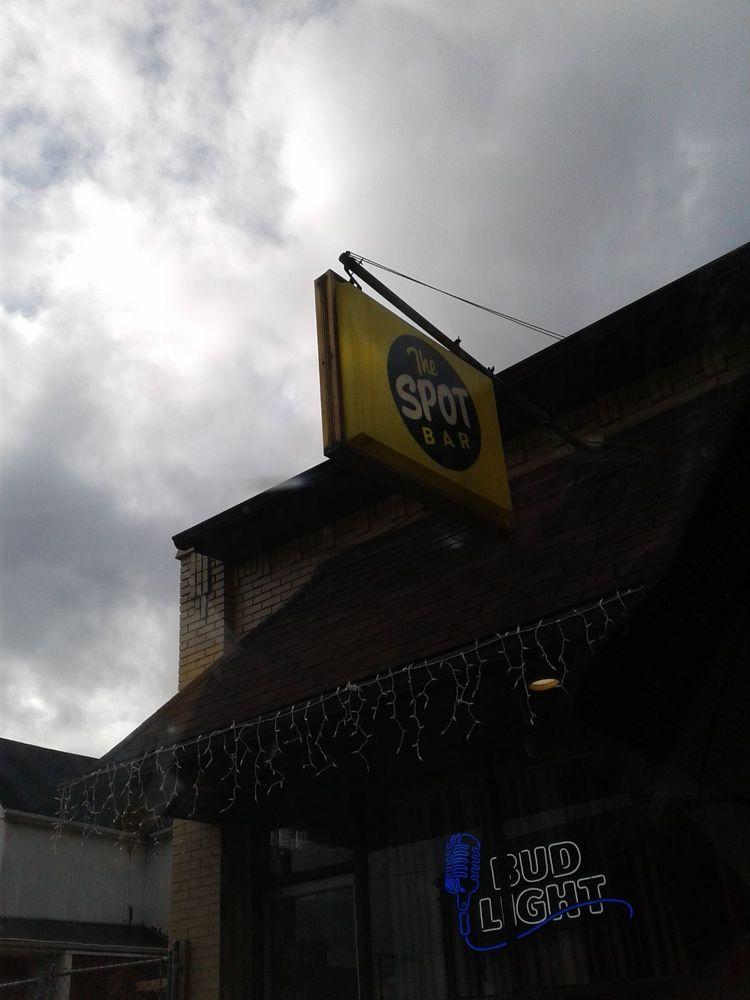 Spot Bar: 217 S 4th St, Steubenville, OH