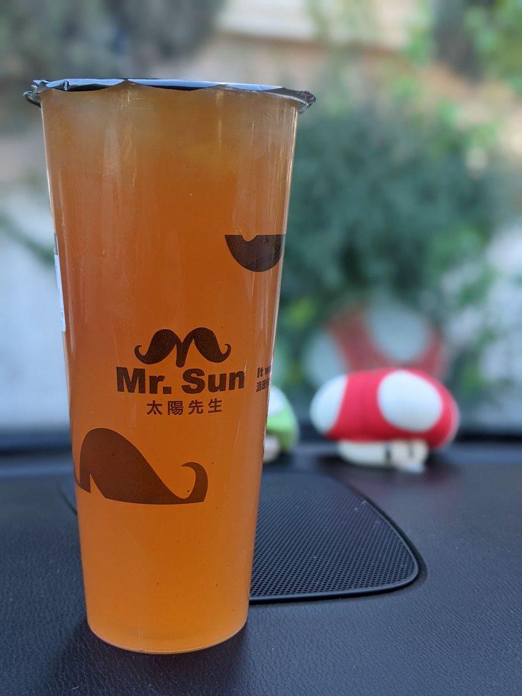 Mr. Sun Tea: 20950 Stevens Creek Blvd, Cupertino, CA