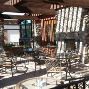 Photo Of Castle Rock Restaurant Livermore Ca United States Outside Seating Area