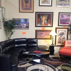 Photo Of Express Furniture Outlet   Las Vegas, NV, United States. Black  Leather
