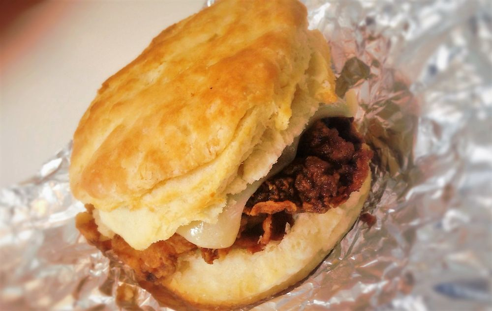 Sunrise Biscuit Kitchen: 208 S Bickett Blvd, Louisburg, NC