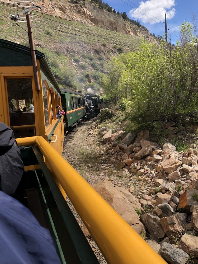 Georgetown Loop Railroad Reservation: 507 Taos, Georgetown, CO