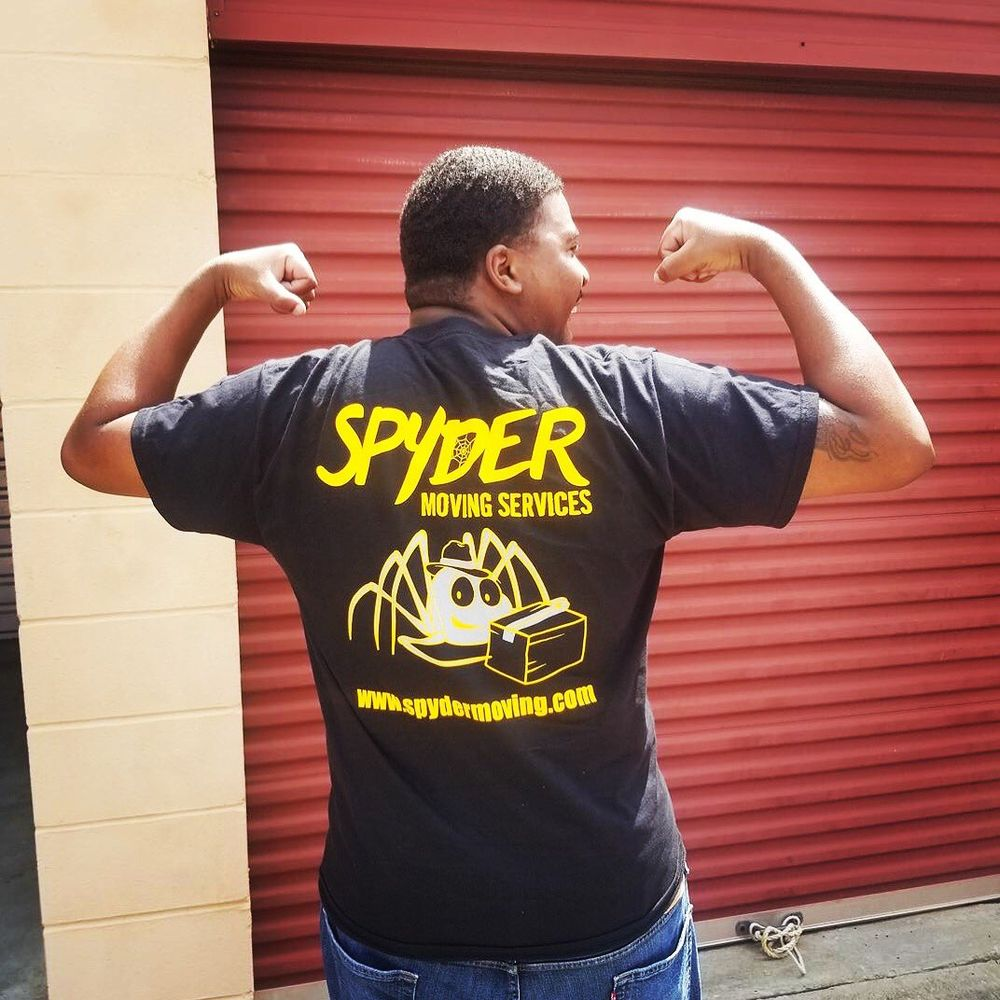 Spyder Moving Services: 602 Adeline St, Hattiesburg, MS