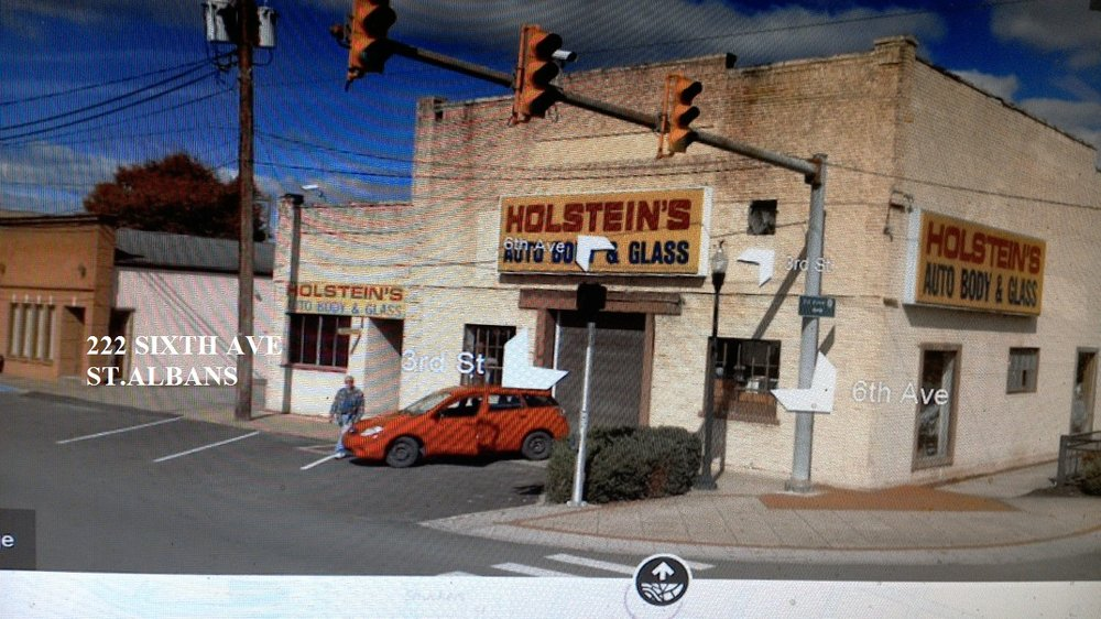 Holstein's Auto Body & Glass: 222 6th Ave, Saint Albans, WV