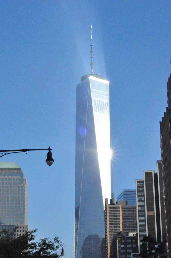 Great Restaurants Near World Trade Center