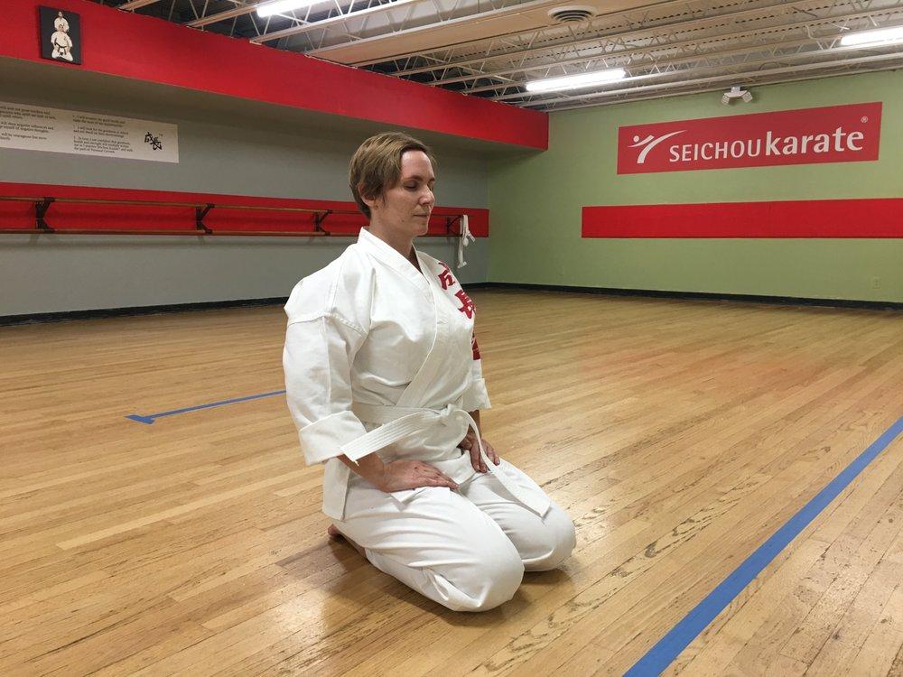 Seichou Karate Dojo: 7914 Fort Hunt Rd, Fort Hunt, VA