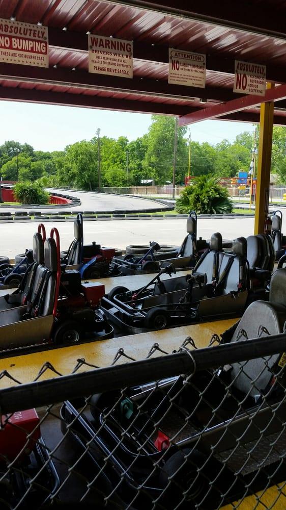 Go-Kart Raceway - 58 Photos & 23 Reviews - Amusement Parks