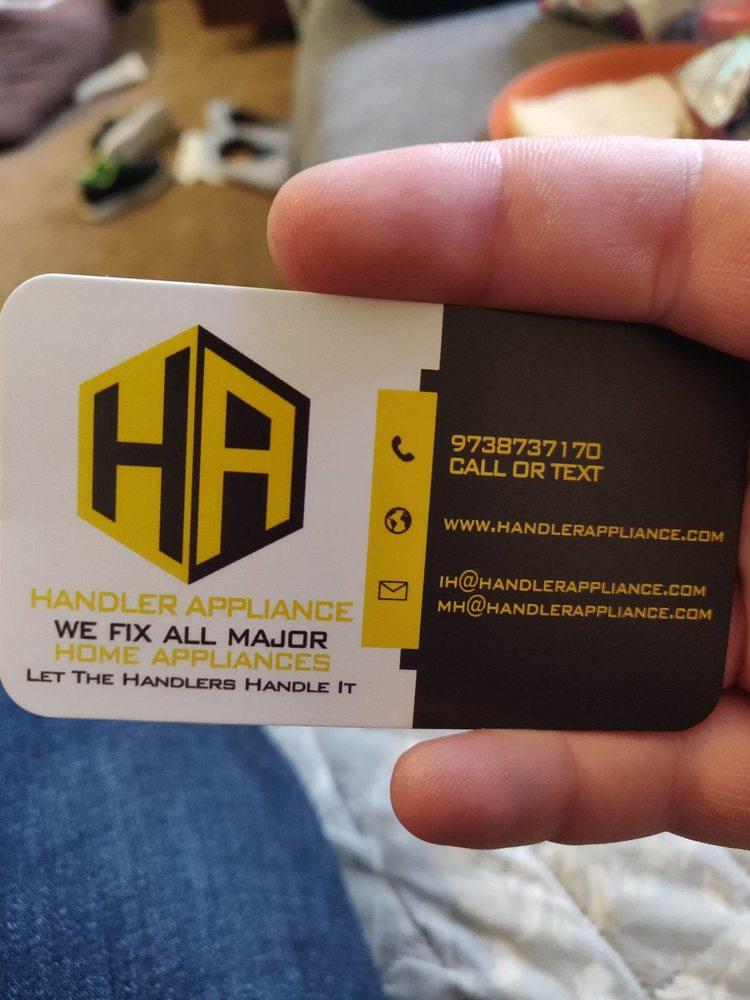 Handler Appliance: Wayne, NJ