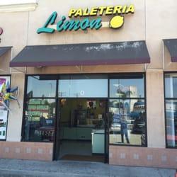 Paleteria Limon 70 Photos 71 Reviews Ice Cream Frozen Yogurt