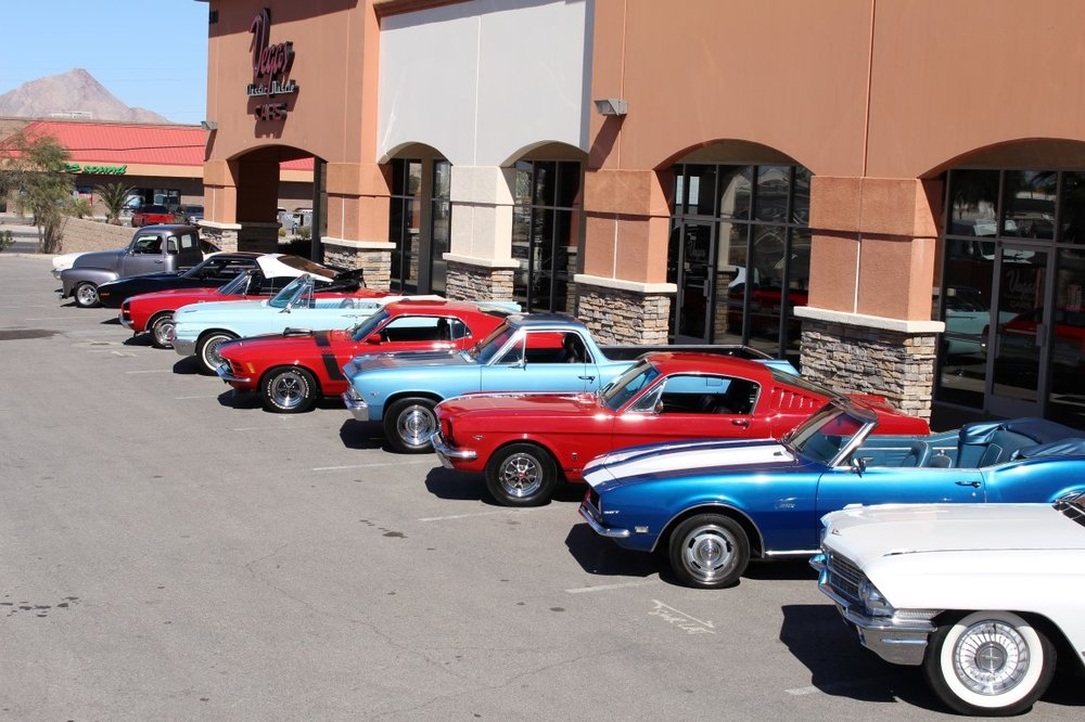 Great selection of Classic and Muscle Cars from the 1960s and ...