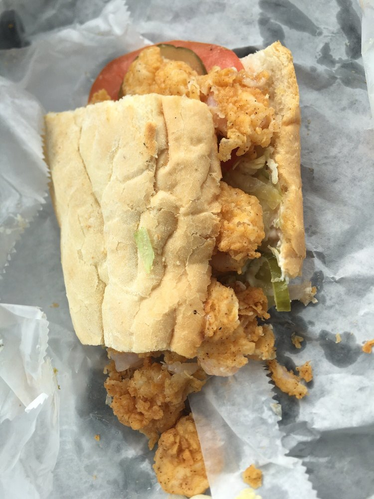 Quick Way Po Boys: 13384 Hwy 16, Amite, LA