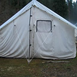 Photo of Bravo Tents - Camas WA United States. side view & Bravo Tents - Outdoor Gear - 26401 NE Brunner Rd Camas WA ...