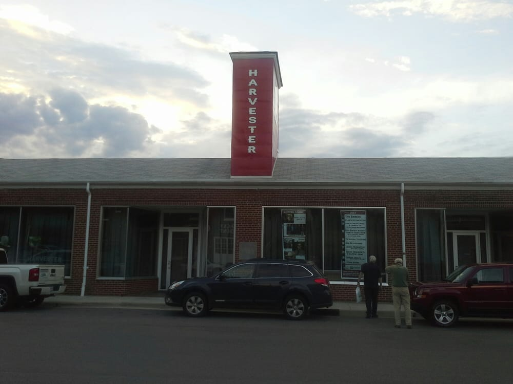 Harvester Performance Center: 450 Franklin St, Rocky Mount, VA