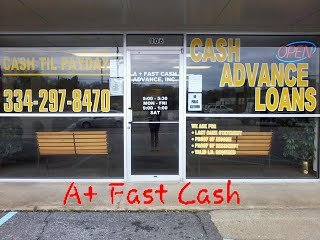 Atlanta payday loans and cash advance