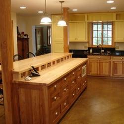 Photo Of Z Custom Cabinet Company Wolfeboro Nh United States Kitchens