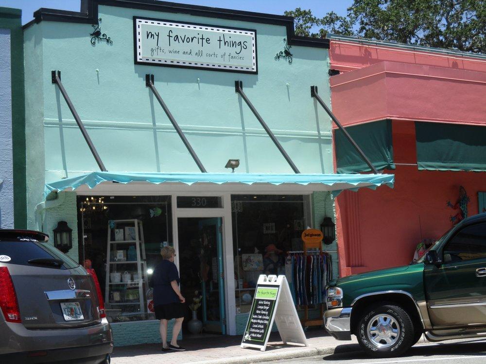 My Favorite Things: 330 Main St, Dunedin, FL