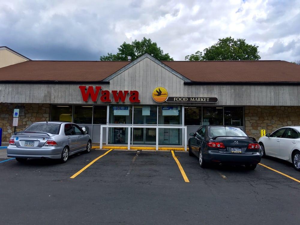 Wawa Food Markets: 740 Bethlehem Pike, Spring House, PA