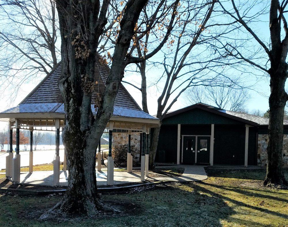 Red Bridge Park: 697 W Jackson, Cicero, IN