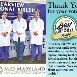 Mid Maryland Oral Maxillofacial Surgery Pa General Dentistry
