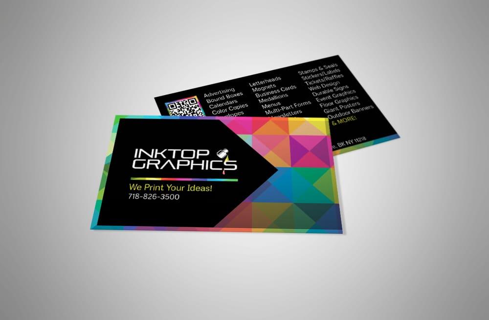 Ink Top Graphics - Graphic Design - 866 Coney Island Ave, Flatbush ...